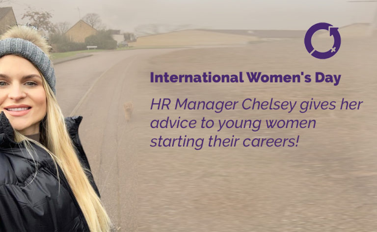 Our HR manager gives her advice to young women starting their careers