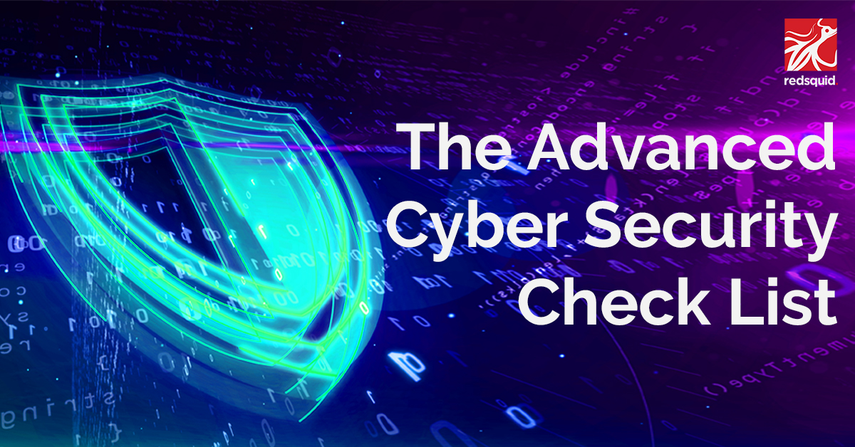 the-advanced-cyber-security-checklist