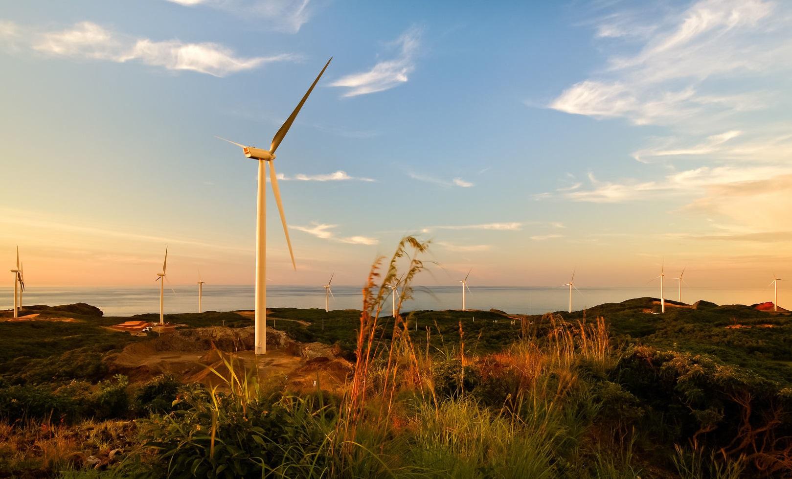 Burgos Wind farm Project - Philippines 1